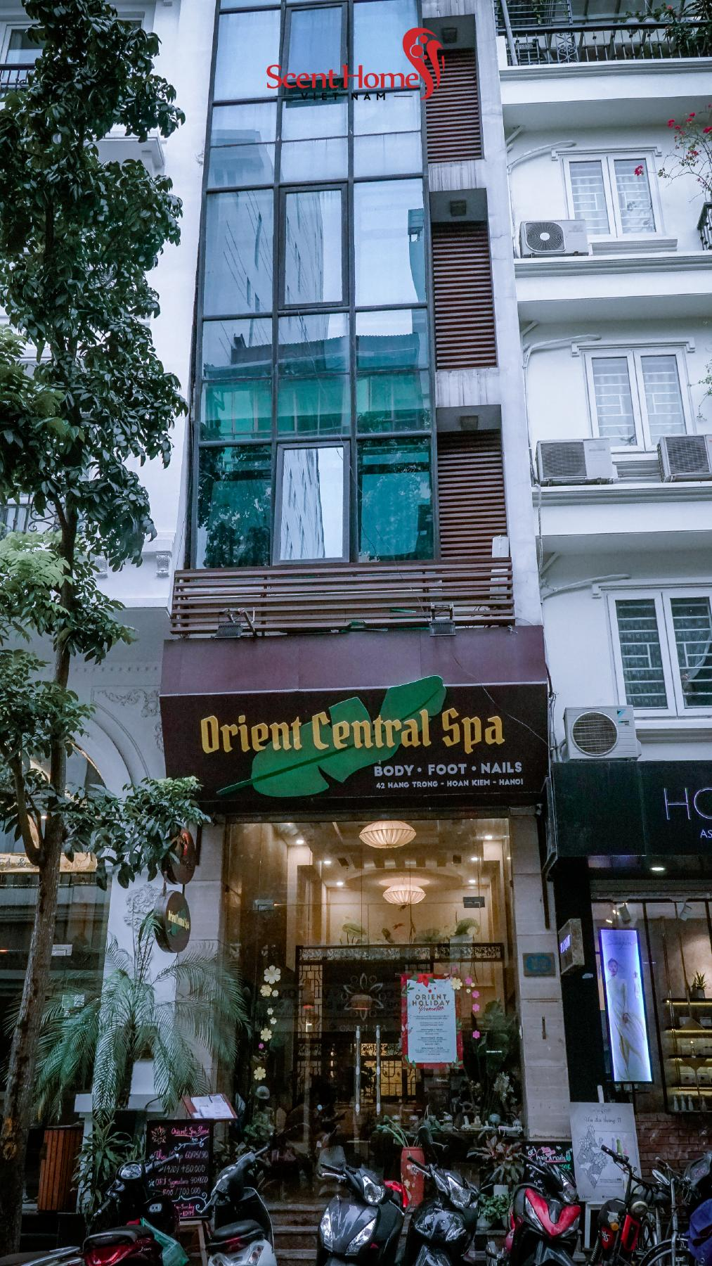 Orient Central Spa